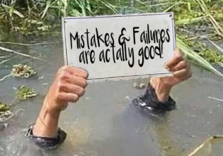 Mistakes & Failures