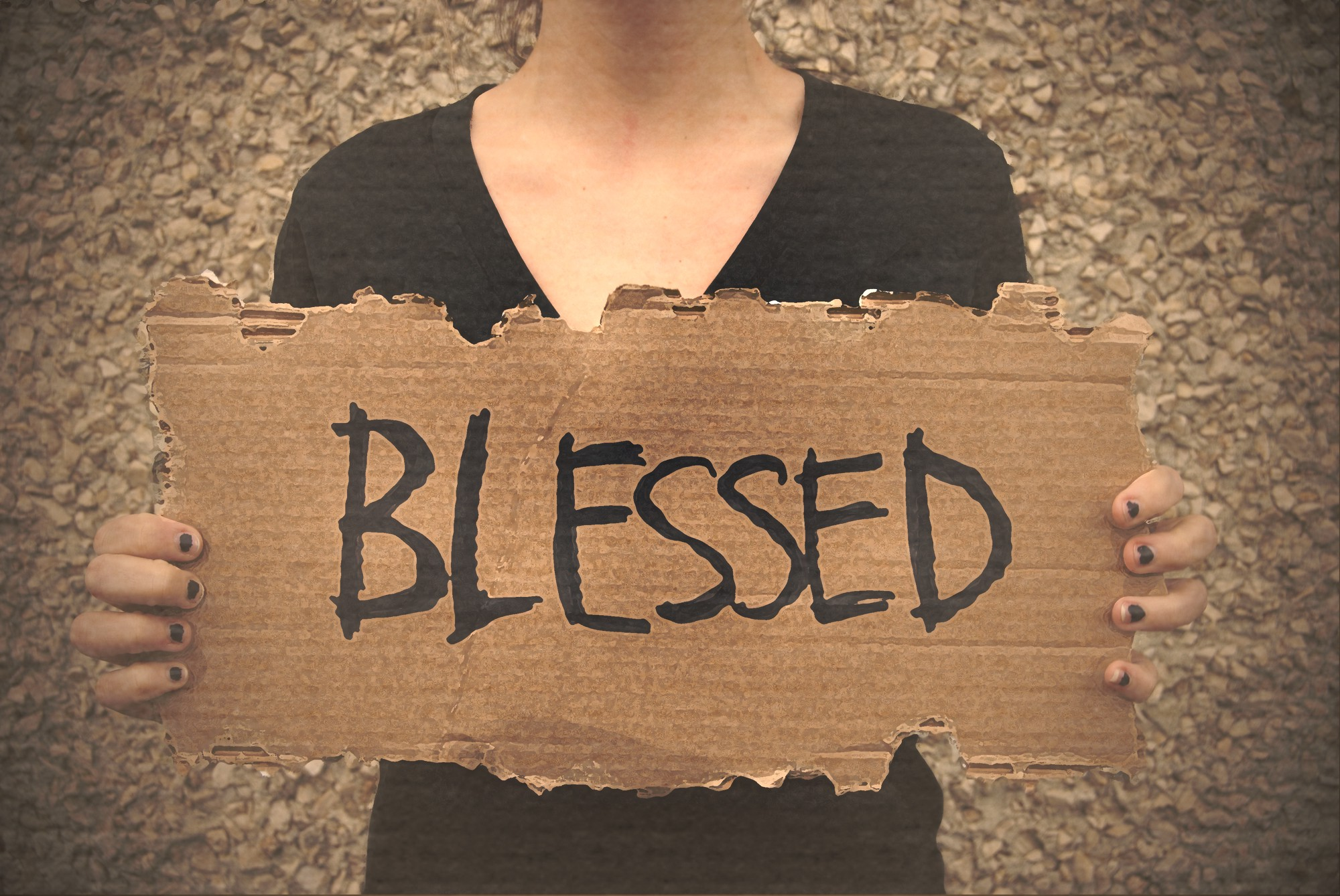 """I Used To Say """"I'm Blessed"""" Until I Asked These 2 Questions 
